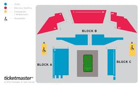 York Barbican York Tickets Schedule Seating Chart