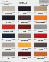 The Top 20 Ideas About Ford Paint Colors Best Collections