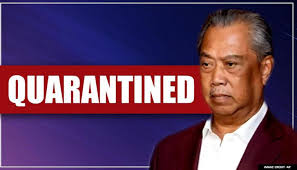 You can watch the announcement at 6.00pm this evening (6th october) across multiple platforms including rtm, bernama tv, tv3 and astro awani. Malaysia Pm Muhyiddin Yassin Quarantined After Official Tests Covid 19 Positive