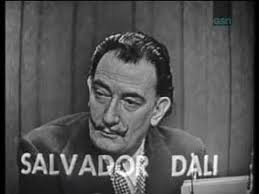 "<b>Salvador Dali</b> on ""What's My Line?"" - YouTube"