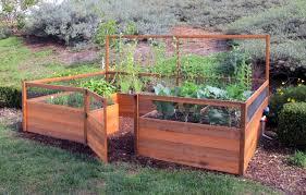 making raised garden beds on a slope raised garden bed design slope home interior design ideas