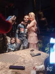 حمدى النقاز يحتفل بعيد ميلاد ابنته فى التجمع الخامس - سوبر كورة