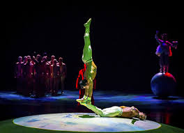 Mystere At Treasure Island Las Vegas Tickets And Deals