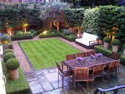 backyard designs. Small Backyard Landscaping Ideas With Simple Designs Narrow Yard Design Your T
