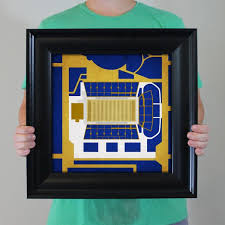 Ha Chapman Stadium Seating Chart Skelly Field At H A Chapman Stadium Map Art College