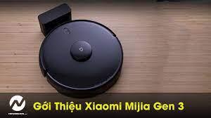 Giới thiệu: Mijia Gen 3 Vacuum Mop Pro MJSTS1 - Robot hút bụi lau nhà đồng  thời. - YouTube