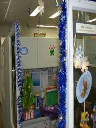 christmas office decoration ideas. Source Christmas Office Decoration Ideas
