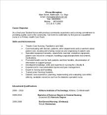 Rn Professional Resumes Sample Nursing Cv 7 Documents In Pdf Word