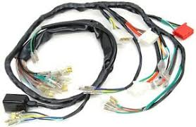 main wire wiring harness 73 74 75 cb750 k cb 750 four wire loom image is loading main wire wiring harness 73 74 75 cb750