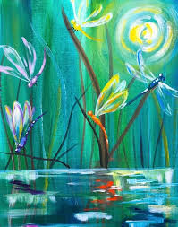 40 artistic acrylic painting ideas for beginners