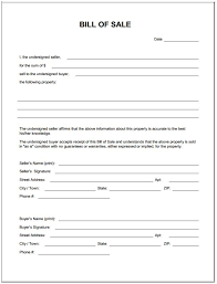 Vehicle Bill Of Sale Template Awesome Bill Of Sale As Is Form Heartimpulsarco