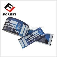 2015 Anti Fake Coupon Ticket Printing Printing Anti Fake Voucher