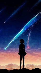 Anime Your Name Iphone Wallpaper