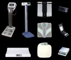 Tanita Digital Scales For Body Fat Weight Bathroom