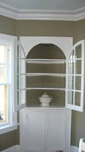 white corner cabinet with doors the corner curio cabinet stands out now that it is china cabinet white white corner display cabinet with glass doors white