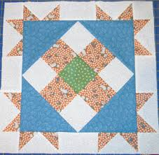 Free Quilt Pattern - Corner Star Block by Bambi Hartman | Block of ... & Free Quilt Pattern - Corner Star Block by Bambi Hartman Adamdwight.com