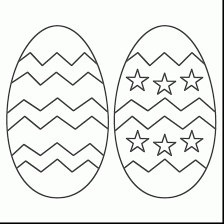 Preschool Christian Easter Coloring Pages Printable Easter Coloring