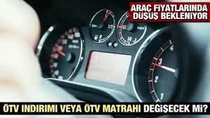 ÖTV matrahında ve ÖTV indirimi düzenleme gelecek mi? Araç fiyatları ne  zaman düşecek? - Otomobil Haberleri