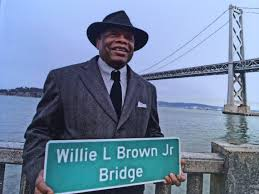 Image result for Willie Brown, San Francisco picture