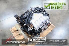 JDM 1996-2002 Toyota Tacoma T100 4Runner 5VZ-FE Engine 3.4L V6 5VZ ...