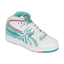 reebok high tops womens. reebok pro legacy mid womens hi top trainers white turquoise pink leather high tops o
