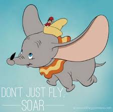 Dumbo Quotes Cool Disney Movie Quotes After A Long Week Dumbo On The Go In MCO