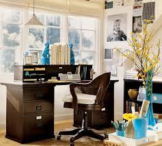 Workspace furniture office interior corner office desk Minimal Full Size Of welcome To New Look Of Dark Wood Office Desk Cozy Workspaces Decoist Desk Natural Wood Office Solid Dark Computer Wooden Real Corner
