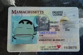 Ids Id Massachusetts Premium Scannable Fake - We Buy Make