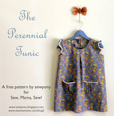 Tunic Pattern Free Custom The Perennial Tunic Sew Mama Sew