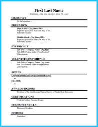 009 Resume Template For Students Ideas Fascinating Highschool With