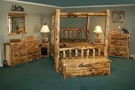Elegant Western Bedroom Furniture