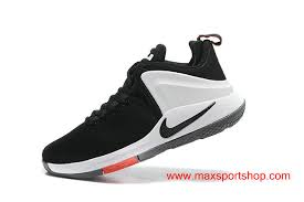 lebron shoes 2017. 2017 nike lebron witness black white red cool men\u0027s basketball shoes