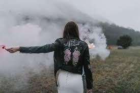 diy custom leather jacket
