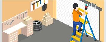 lubricating garage door lubricating a metal garage door grease garage door opener chain