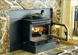 wood stove fireplace insert gas inserts with blower burners log natural cost installat