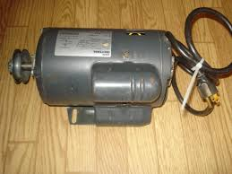 craftsman belt driven table saw motor 11 2 hp hz 60 rpm 3450 for 113 p n 820176 1812383095