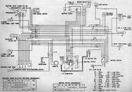 car wiring diagram page  honda c65 electrical wiring diagram