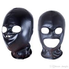 Used hood mask bondage