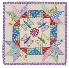 1930'S Butterfly Quilt Kit | Keepsake Quilting &  Adamdwight.com