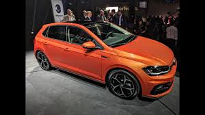 2018 volkswagen polo price. plain polo allnew 2018 vw polo officially launched in europe prices from u20ac12975 inr  93464115 throughout volkswagen polo price