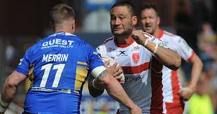 weller hauraki says hull kr are top five team as he claims st helens players are resting