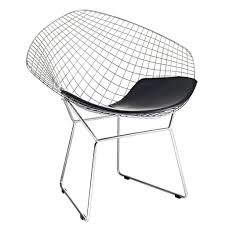 bertoia style chair. CAD Bertoia Style Diamond Wire Chair