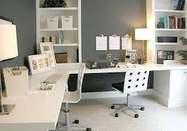 small corner desk home office. Double Corner Desk Innovative Home Office Gallery Of White Small Ideas Regarding Ikea .