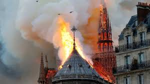 Fire at Notre Dame Cathedral under control; firefighters have saved ...
