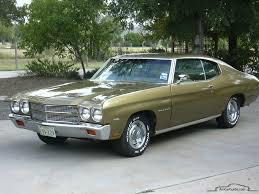 Chevelle | Chevrolet Chevelle: 1964-1972, 1st generation ...