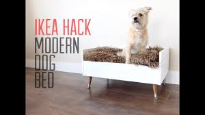 modern pet furniture. IKEA HACK   DIY Modern Dog Bed Pet Furniture