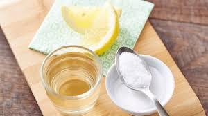 Karbonat Ve Limon Maskesi İle Cilt Bakımı Faydaları Karbonat İle Sivilce Cilt Beyazlatma | bakimlikadinlar.com