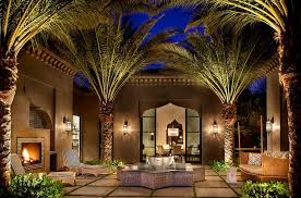 home style lighting. view in gallery lighting adds the exotic touch to this amazing outdoor landscape home style n
