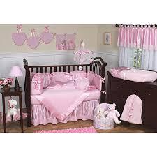 extraordinary jojo designs sweet pink chenille 9 piece crib bedding set