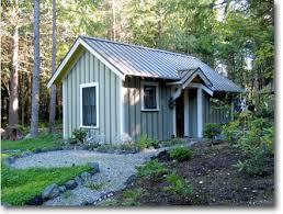 Decoration in Backyard Cabin Ideas Small Backyard Guest House Plans